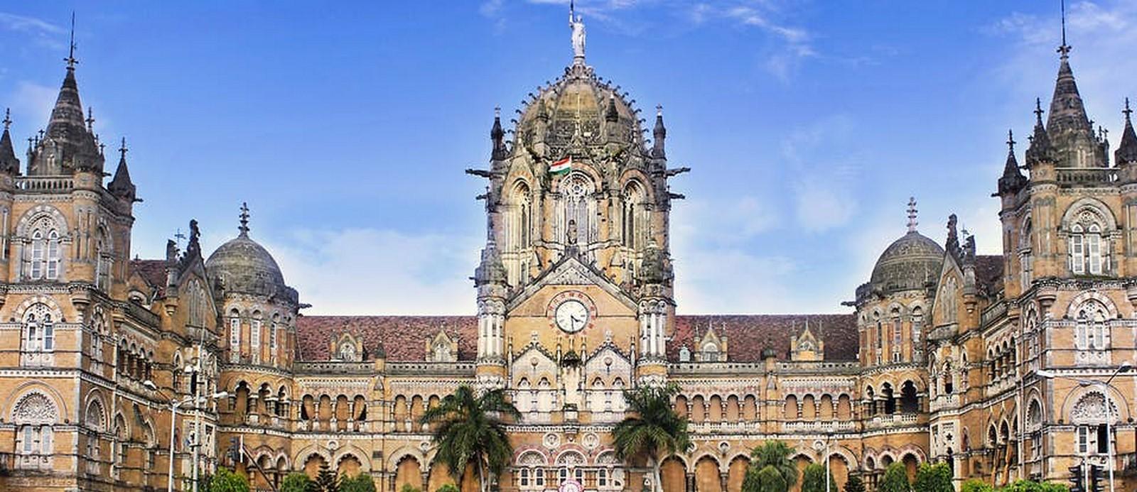 Chhatrapati Shivaji Terminus, Mumbai - Sheet2