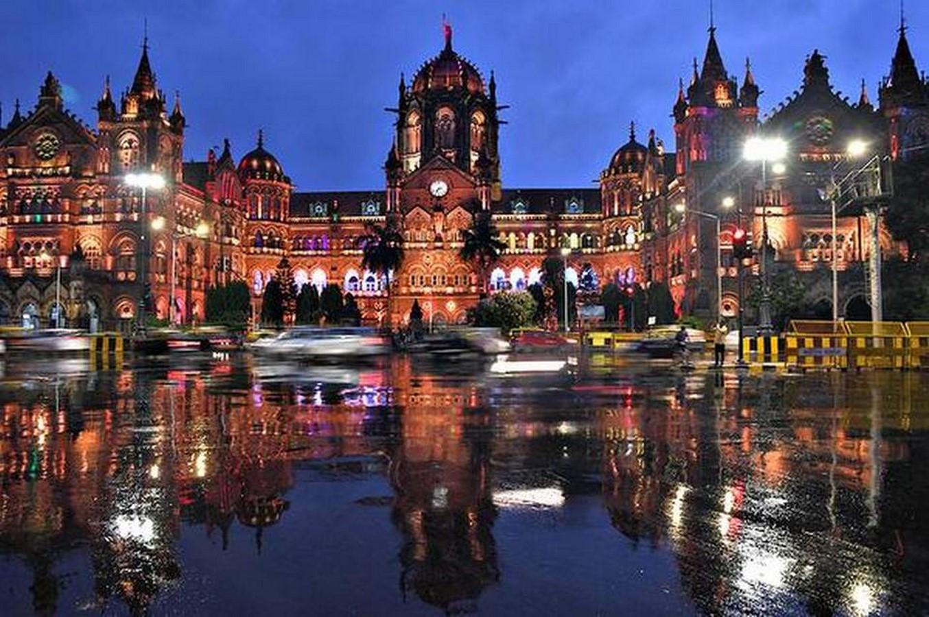 Chhatrapati Shivaji Terminus, Mumbai - Sheet3