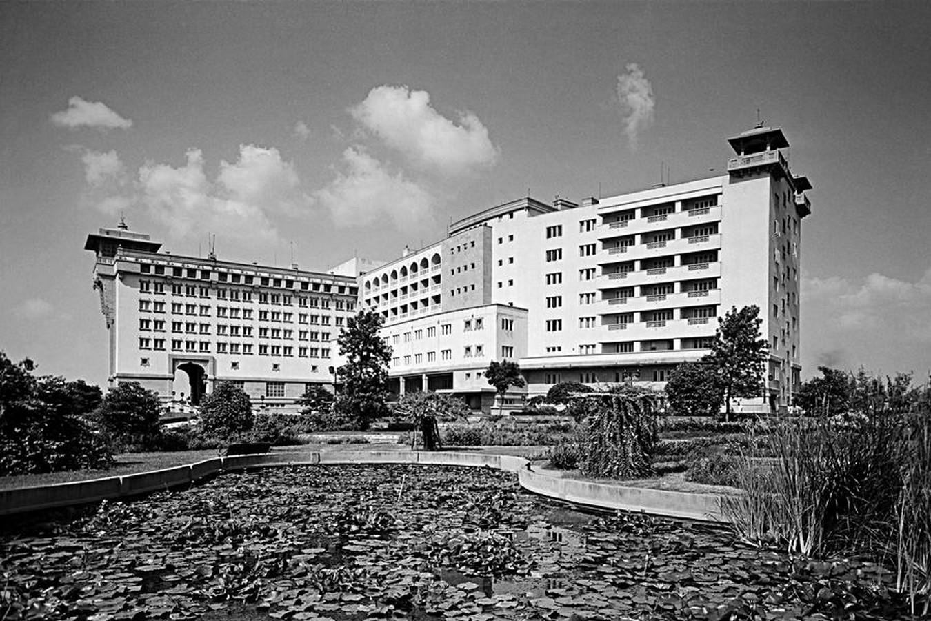 Ashoka Hotel by B E Doctor: Delhi's oldest 5-star hotel - Sheet1