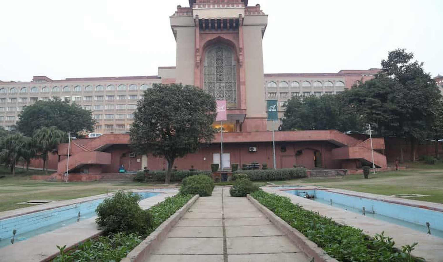 Ashoka Hotel by B E Doctor: Delhi's oldest 5-star hotel - Sheet3
