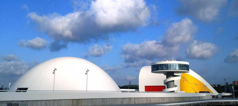 Case Study: Centro Niemeyer, Asturias, Spain by Oscar Niemeyer - Sheet1