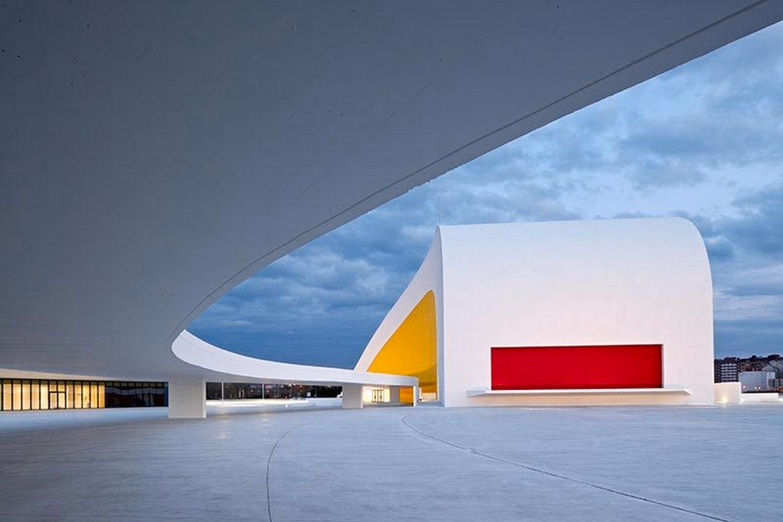 Case Study: Centro Niemeyer, Asturias, Spain by Oscar Niemeyer - Sheet4