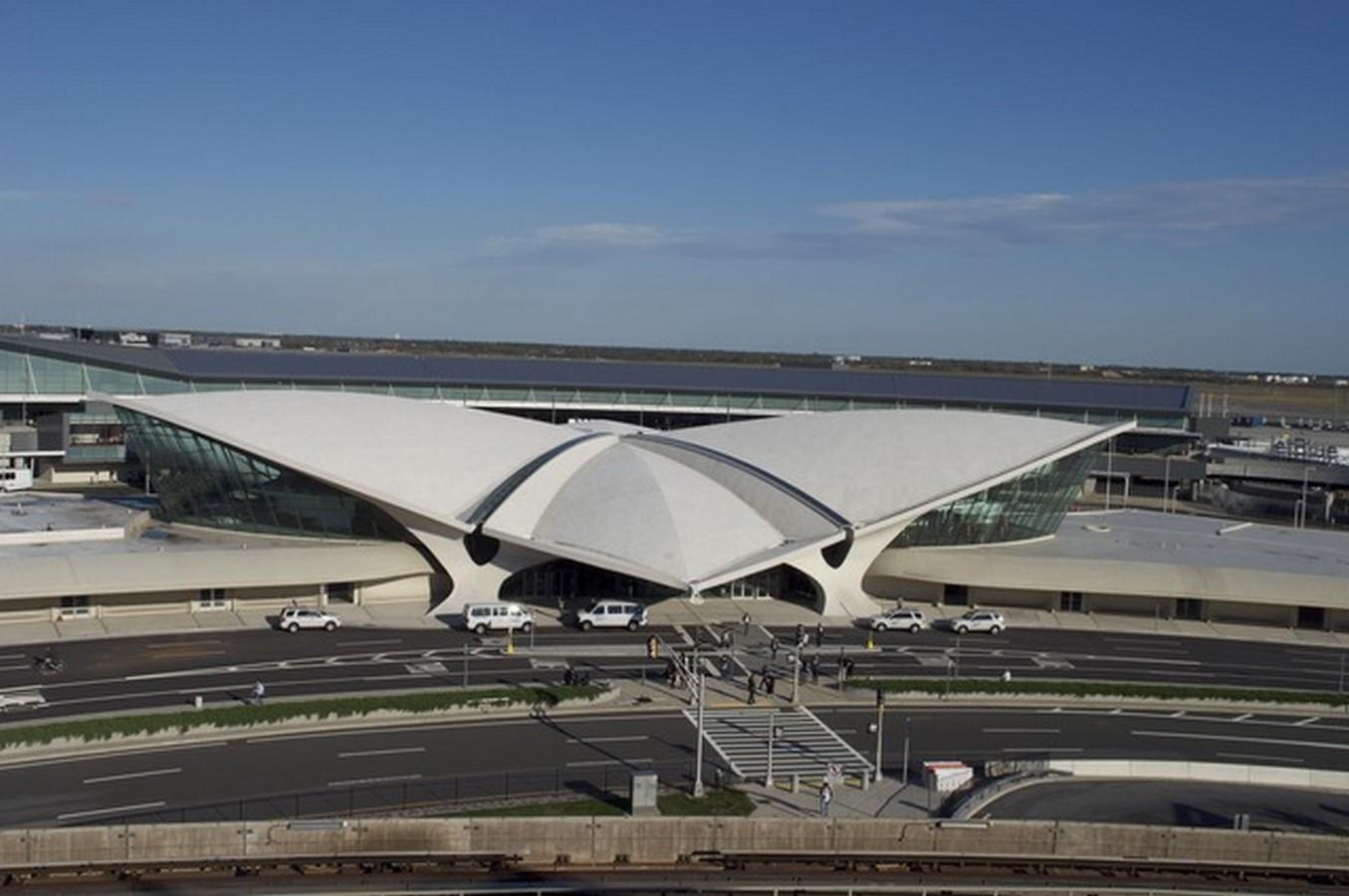 TWA Flight Centre, New York by Eero Saarinen: Capturing the Spirit of Flight - Sheet18