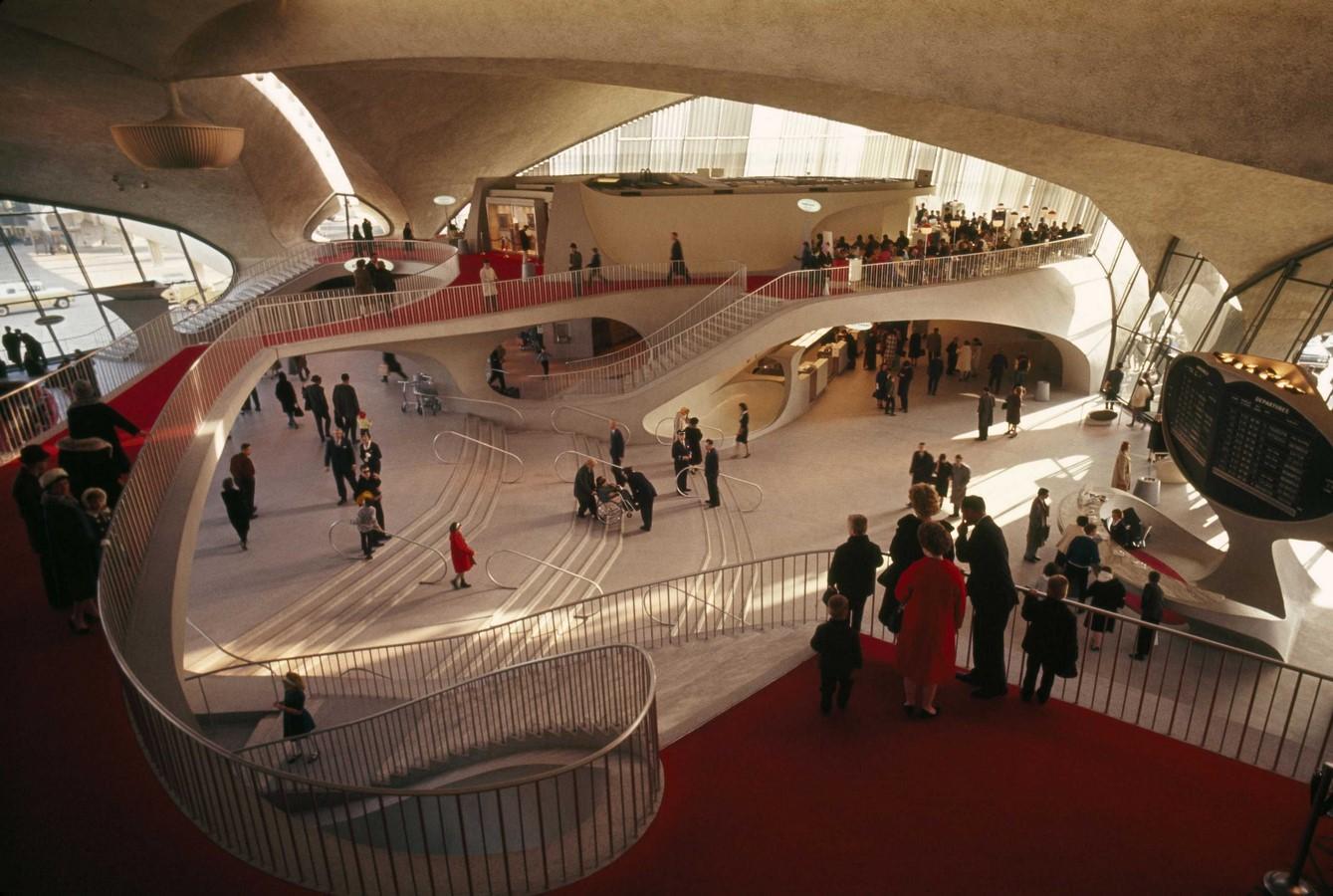 TWA Flight Centre, New York by Eero Saarinen: Capturing the Spirit of Flight - Sheet6