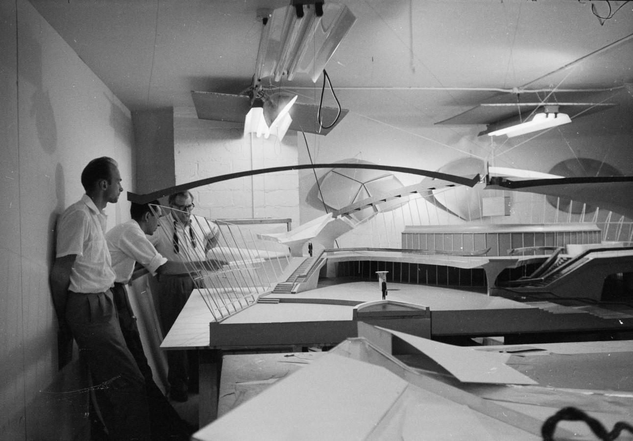 TWA Flight Centre, New York by Eero Saarinen: Capturing the Spirit of Flight - Sheet7
