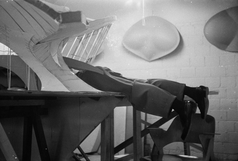 TWA Flight Centre, New York by Eero Saarinen: Capturing the Spirit of Flight - Sheet8