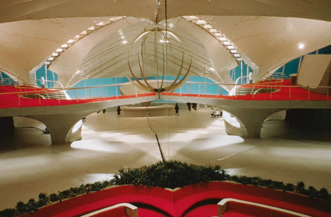 TWA Flight Centre, New York by Eero Saarinen: Capturing the Spirit of Flight - Sheet9