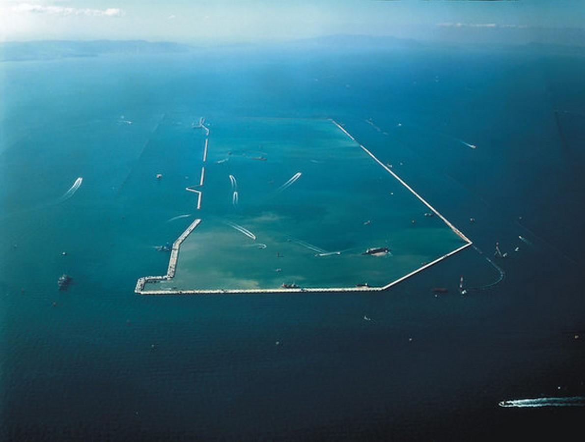 Kansai International Airport by Renzo Piano: Airport on the Artificial Island - Sheet2