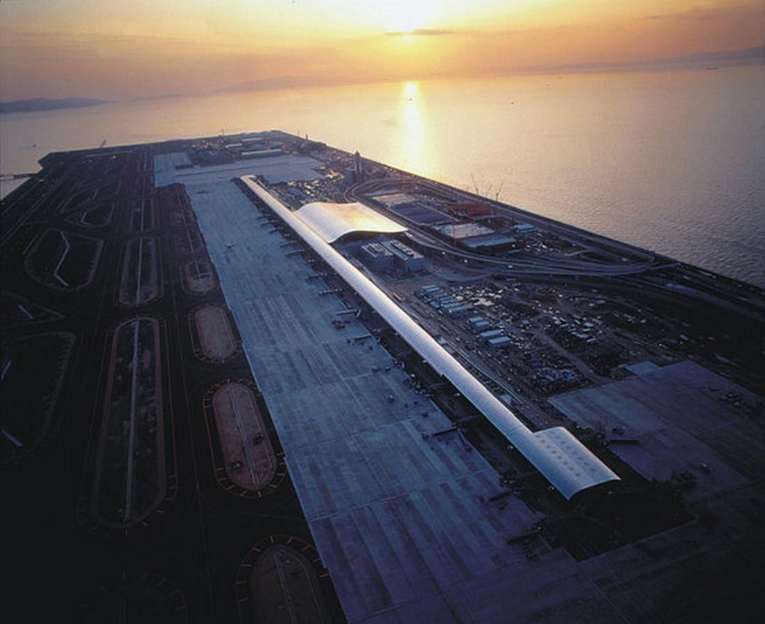 Kansai International Airport by Renzo Piano: Airport on the Artificial Island - Sheet7