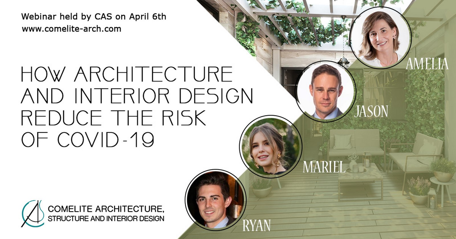 Youtube for Architects: How Architecture and Interior Design Reduce the Risk of COVID-19 by Comelite Architecture, Structure and Interior Design
