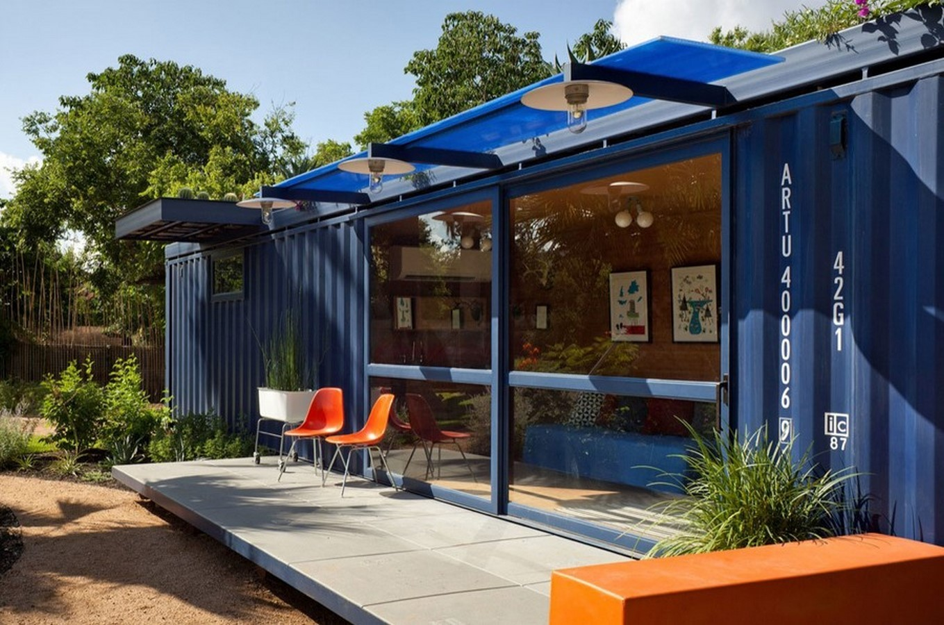 Container Guest House - Sheet1