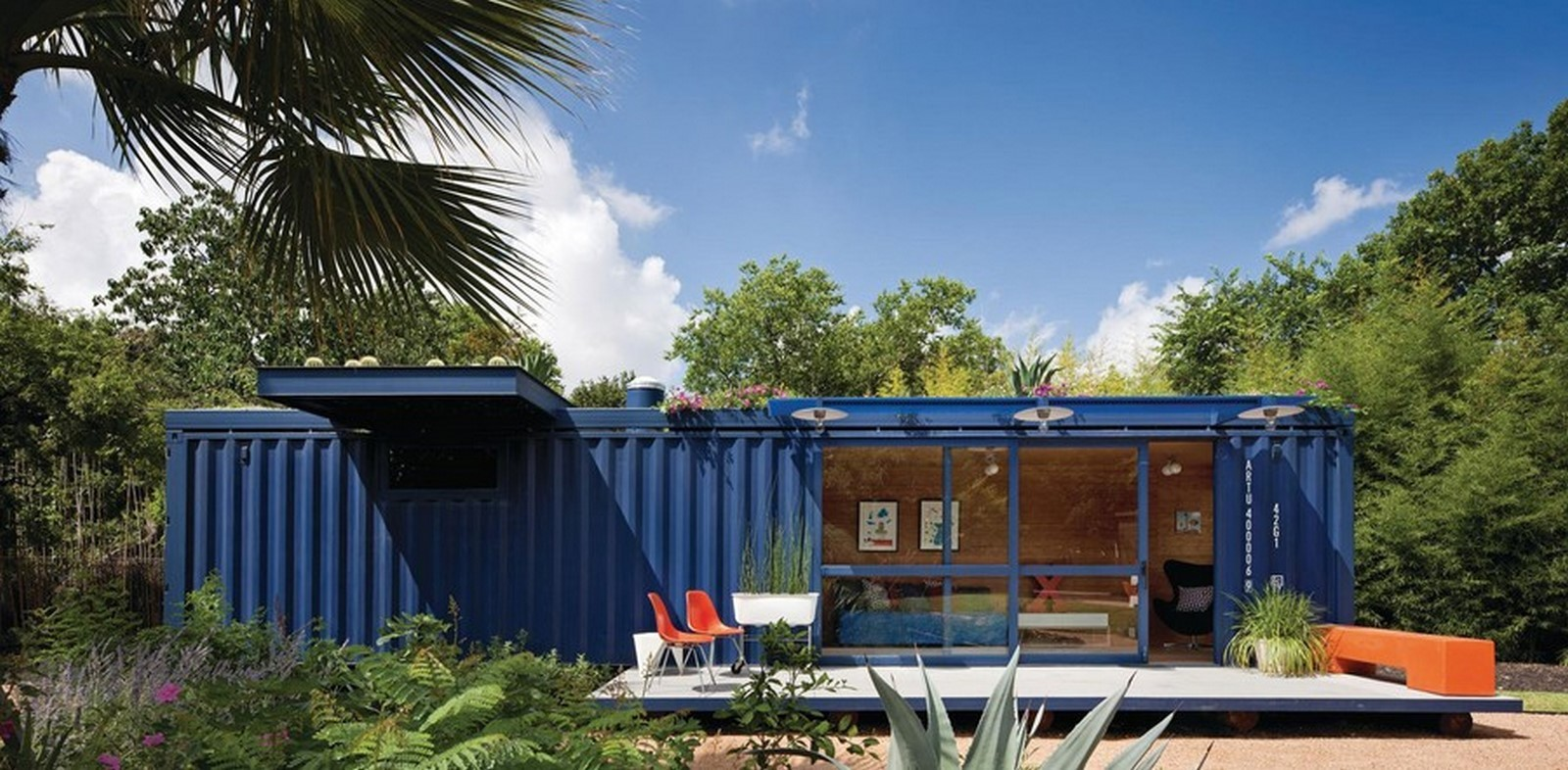 Container Guest House - Sheet2