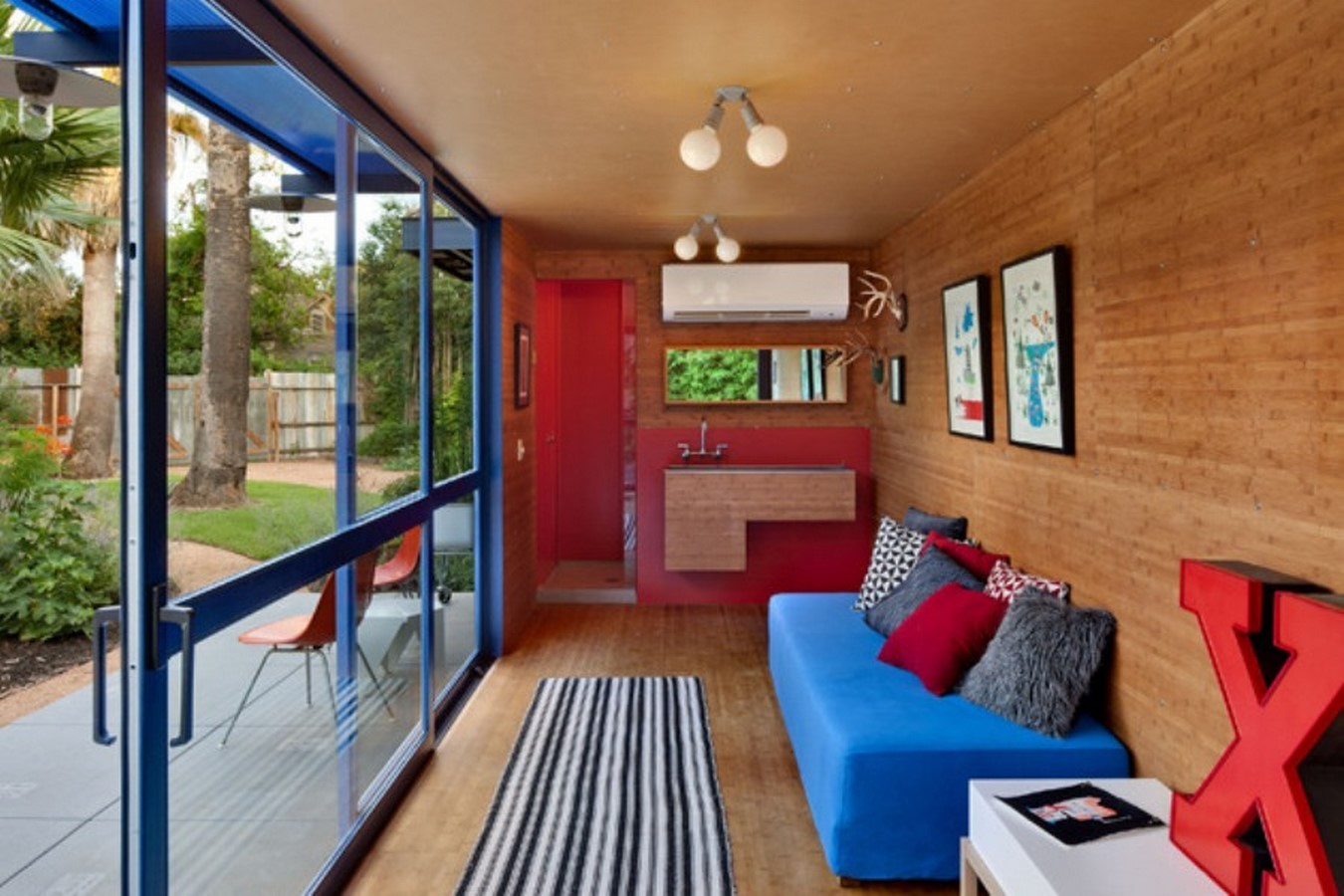 Container Guest House - Sheet3