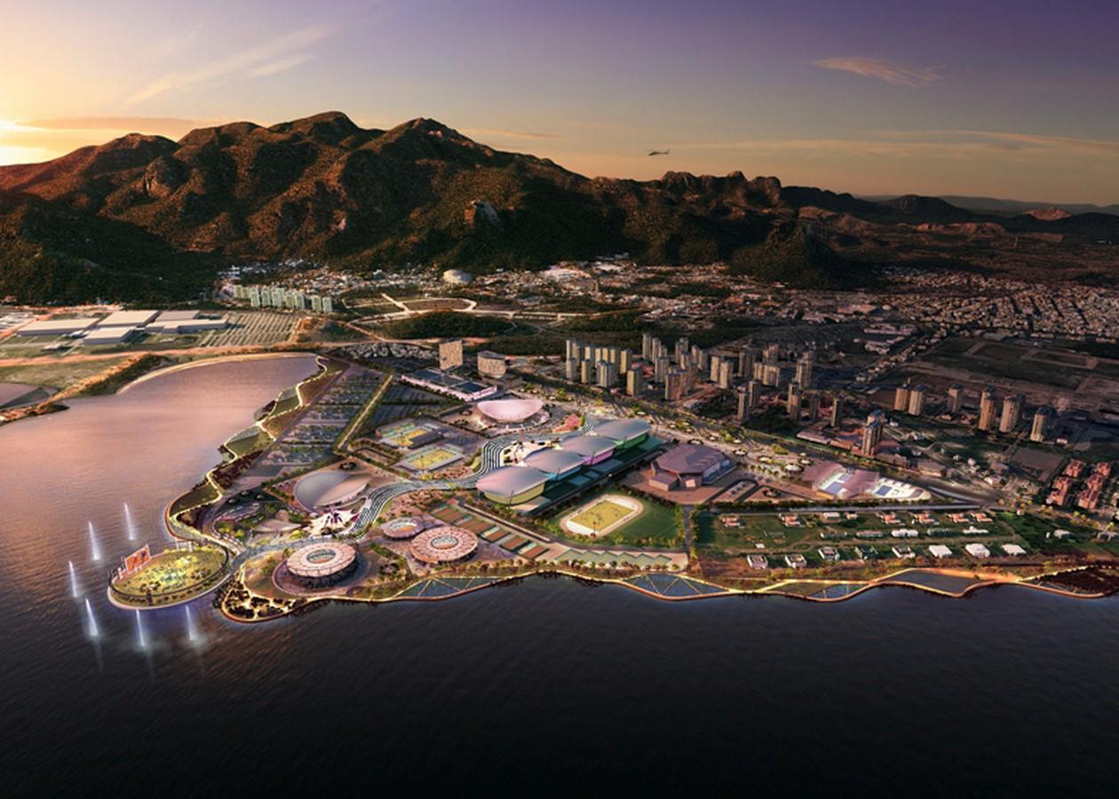 Rio Olympic Park - Sheet1