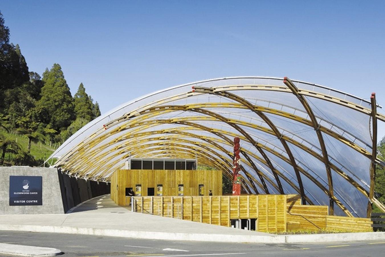 Waitomo Visitor Centre - Sheet1