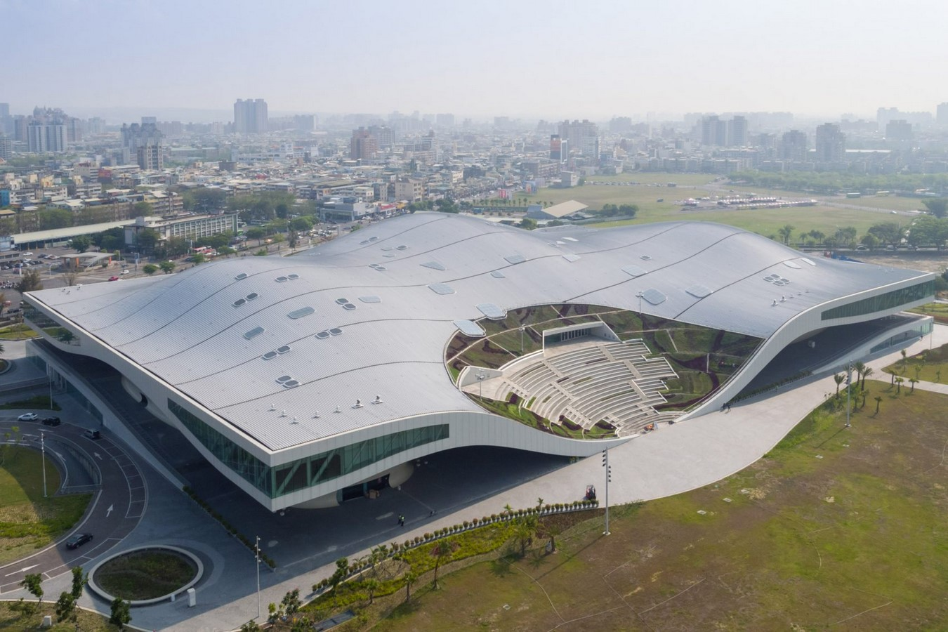 National Kaohsiung Center for the Arts - Sheet1
