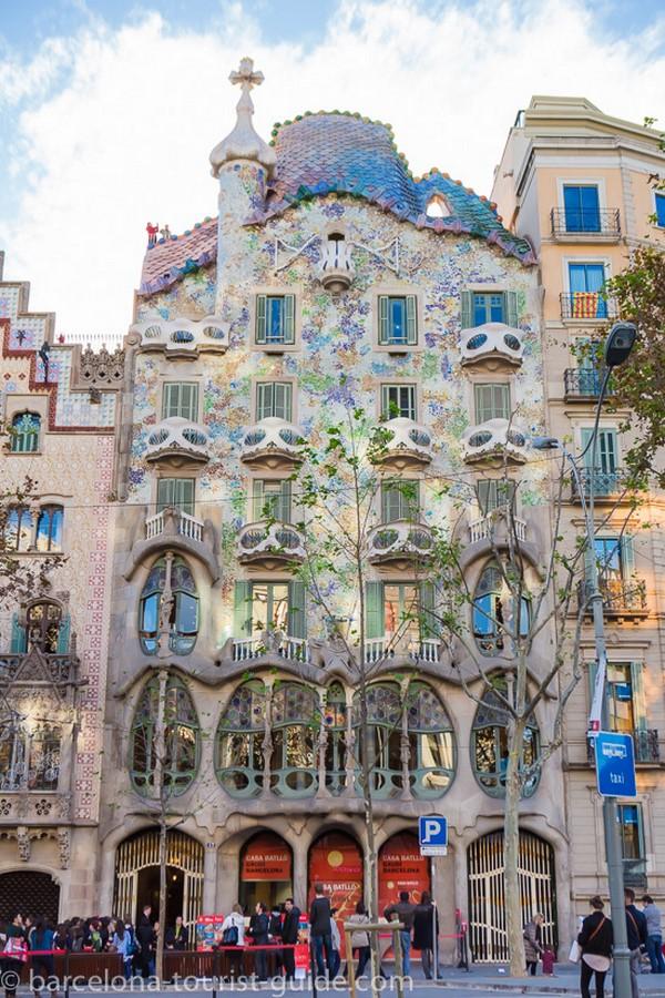 Casa Batlló, Spain - Sheet1