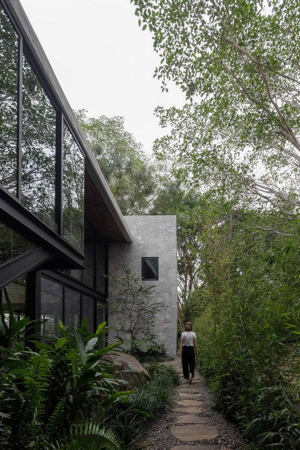 Entreparotas House, Mexico - Sheet4
