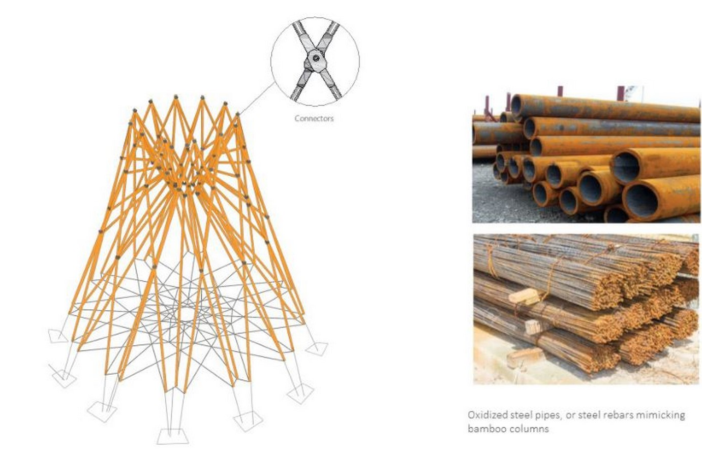 Nomad pavilion by Dina Haddadin and Rasem Kamal: Shelter and Water collection unit in Jordanian desert - Sheet9