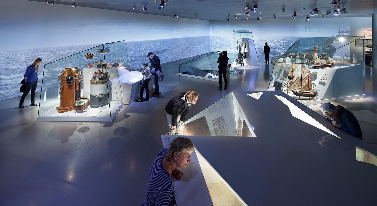 Danish National Maritime Museum by BIG: Dock within the Dock - Sheet8