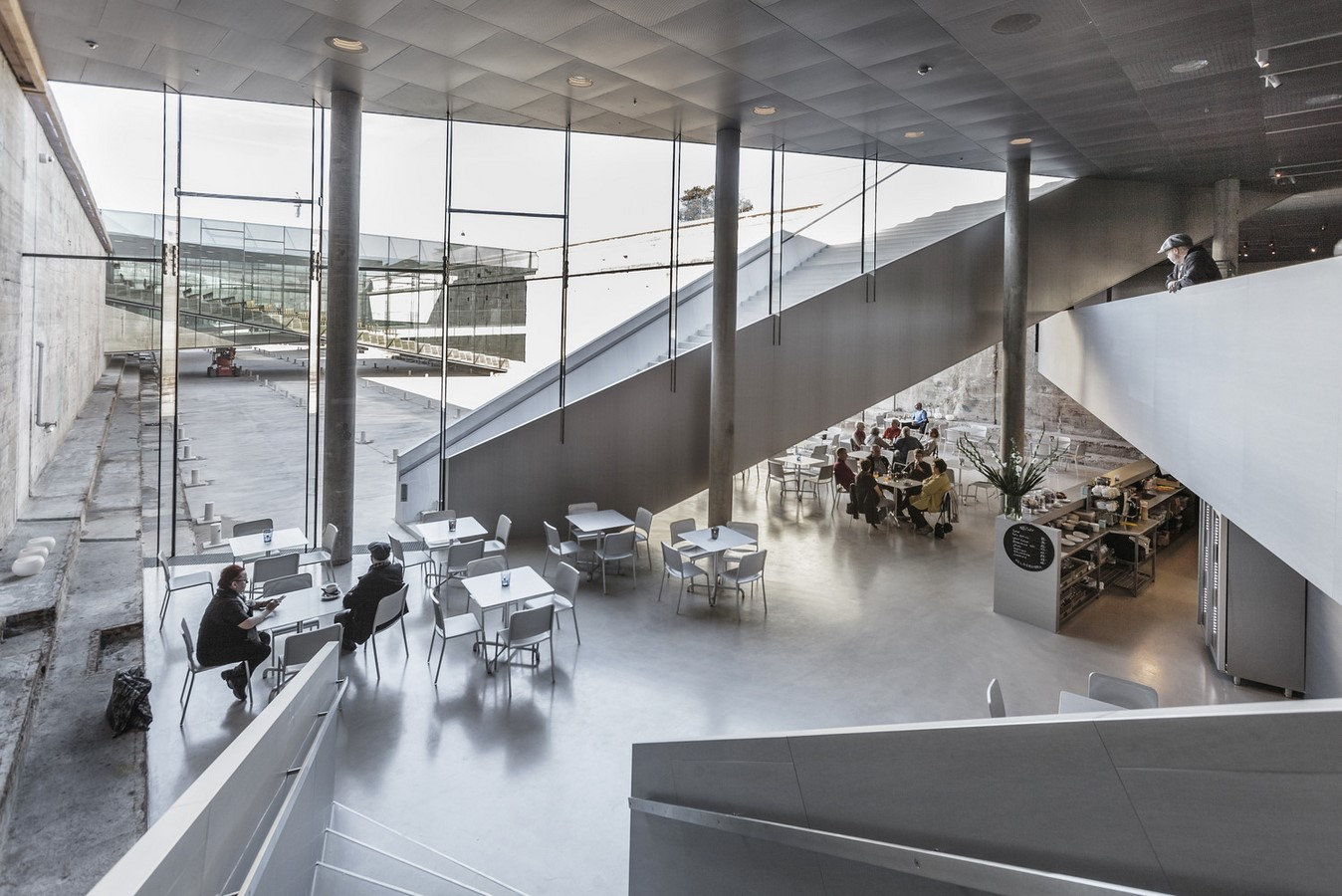 Danish National Maritime Museum by BIG: Dock within the Dock - Sheet9