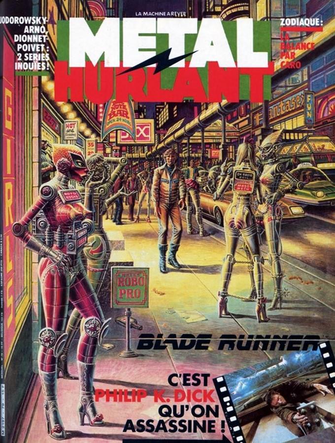Movie in Focus: Blade Runner (1982) - Sheet9