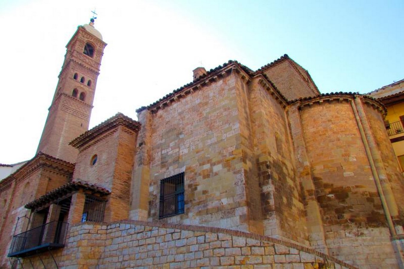 An overview of Mudejar Architecture of Aragon - Sheet1