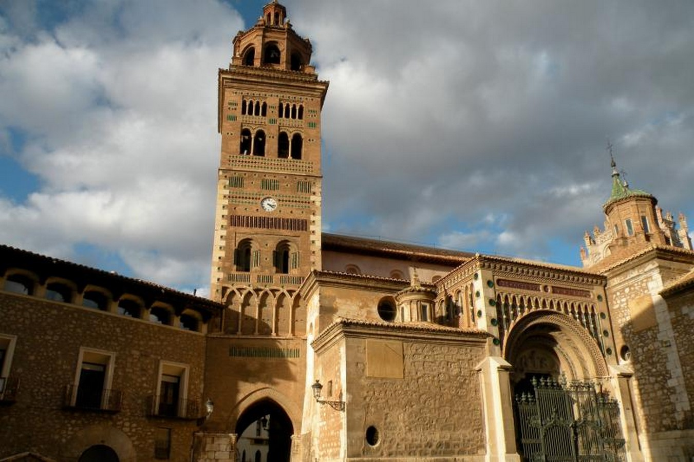 An overview of Mudejar Architecture of Aragon - Sheet10