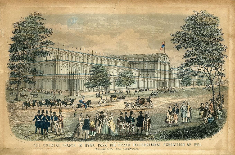 The Crystal Palace, London (1851) - Sheet1