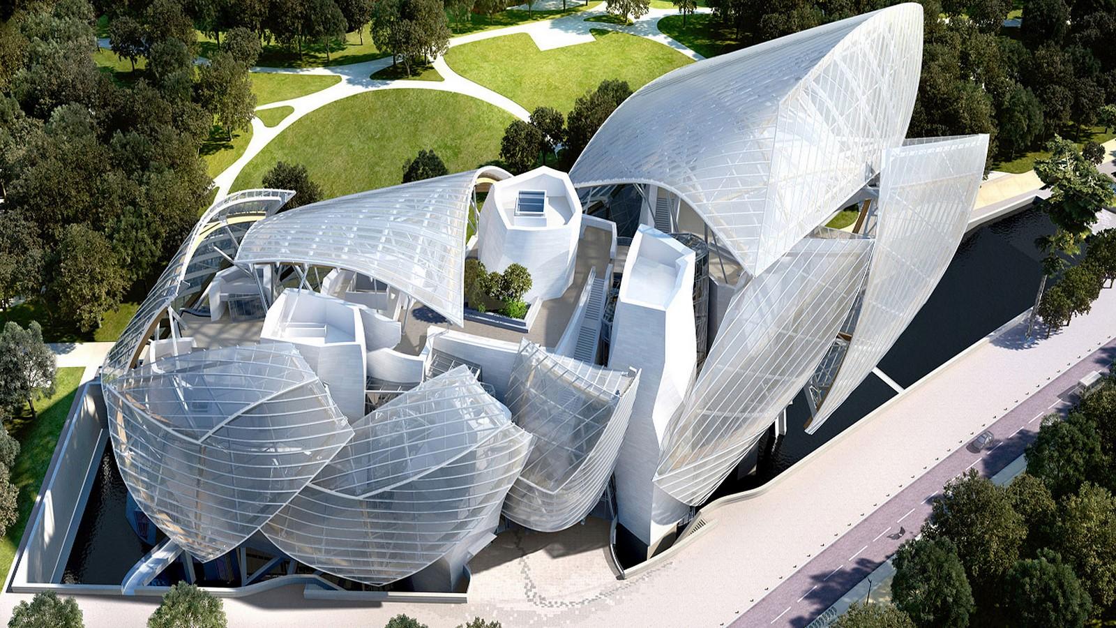 Fondation Louis Vuitton, Paris (2014) - Sheet1