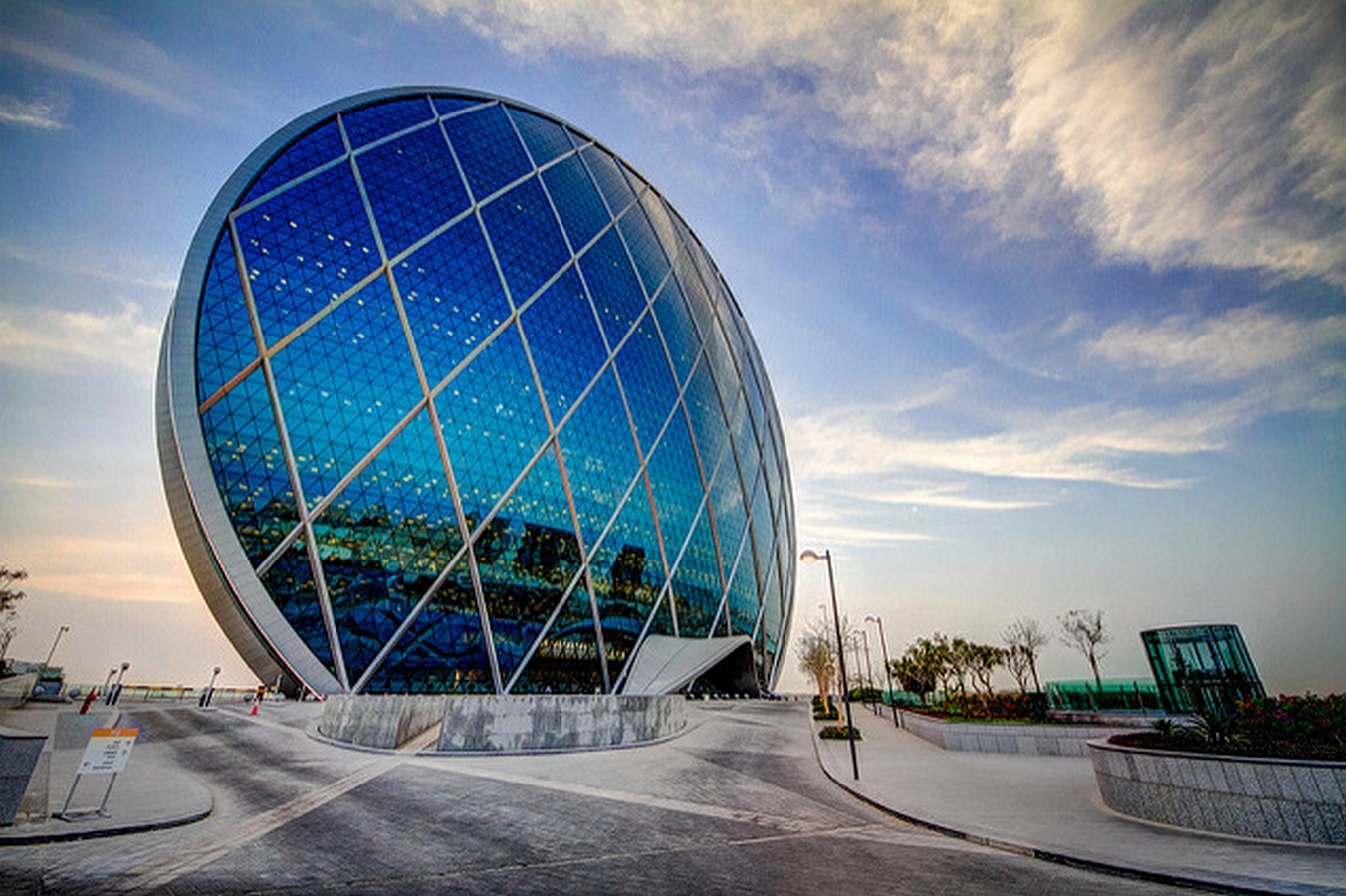 Aldar Headquarters, Abu Dhabi (2010) - Sheet1