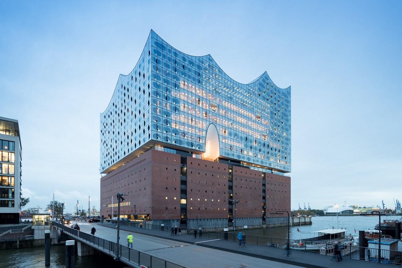 Elbphilharmonie, Hamburg (2016) - Sheet1