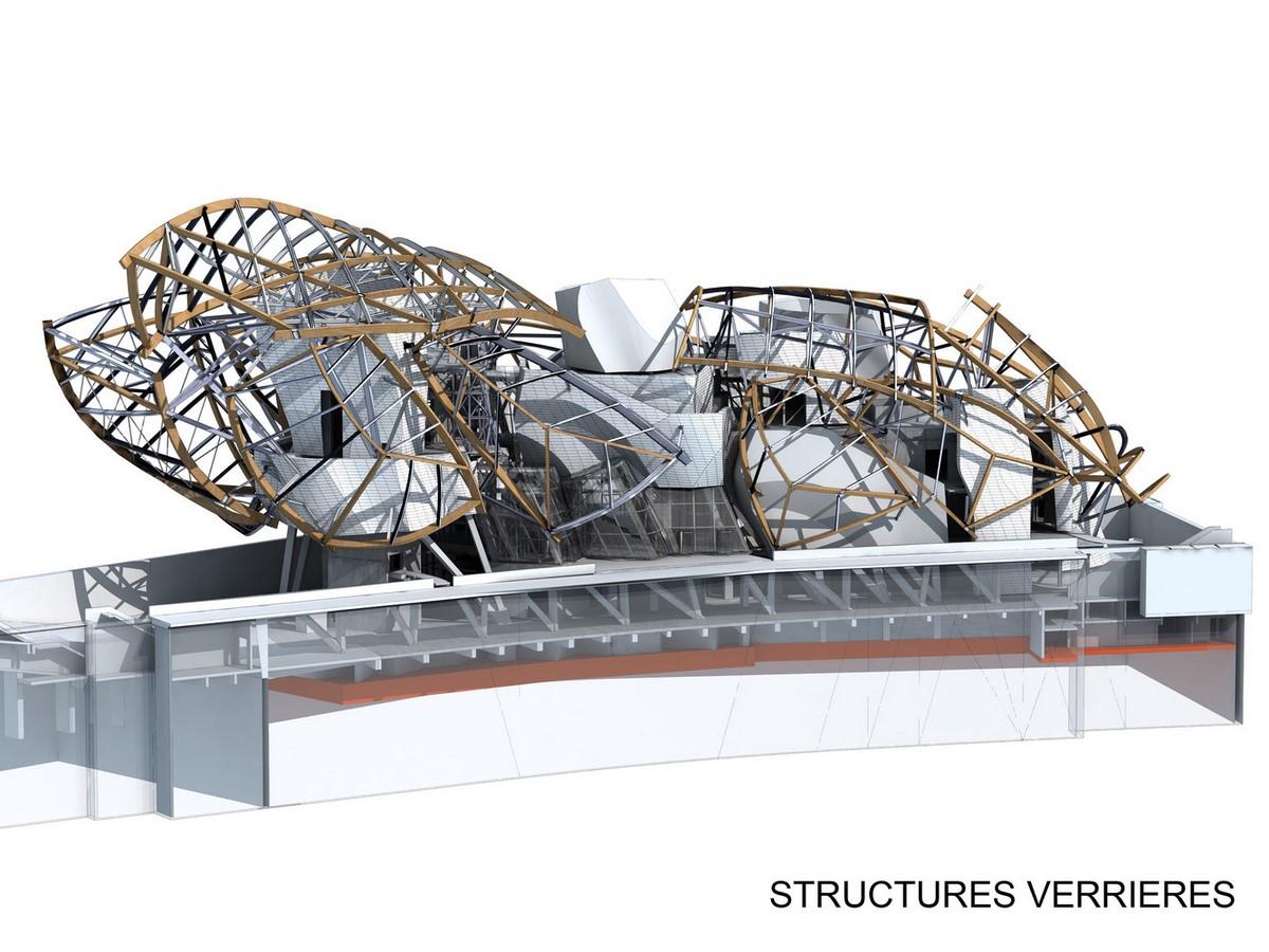 Fondation Louis Vuitton, Paris (2014) - Sheet2