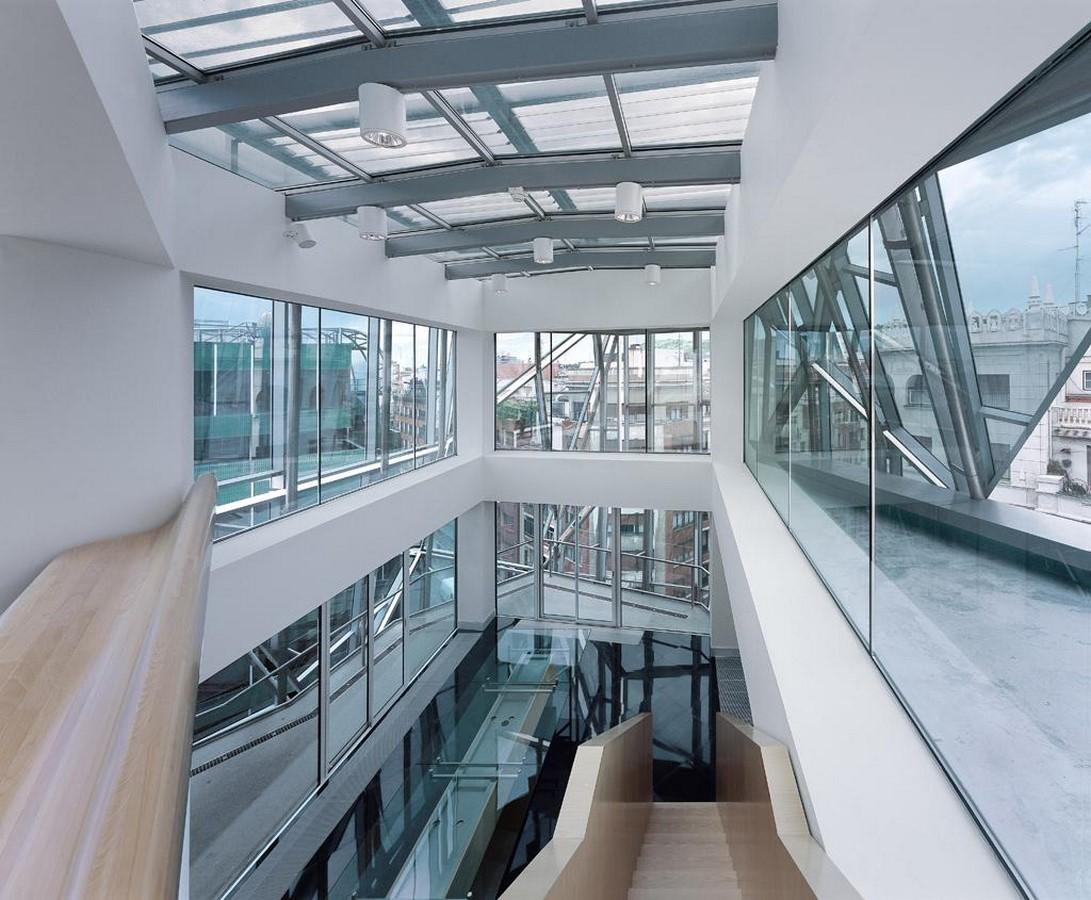Basque Health Department Headquarters, Bilbao (2004)