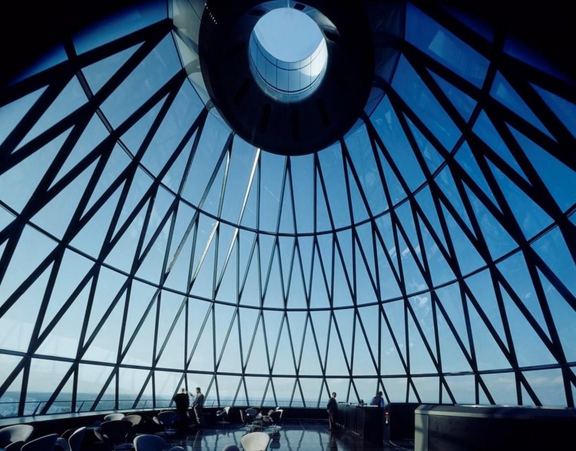 The Gherkin - 30 St. Mary Axe, London (2003) - Sheet3