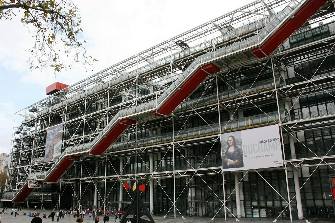 Pompidou Centre - Sheet1