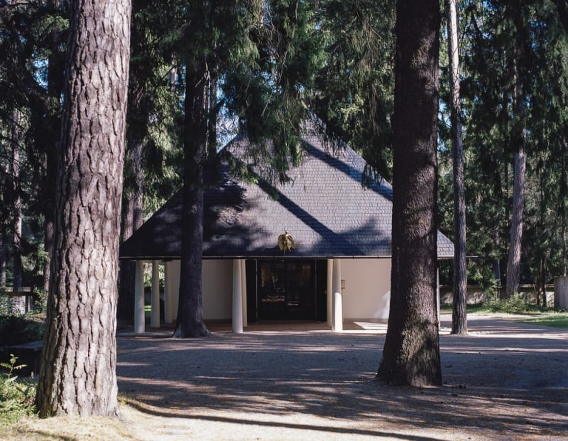 The Woodland Chapel - Sheet1