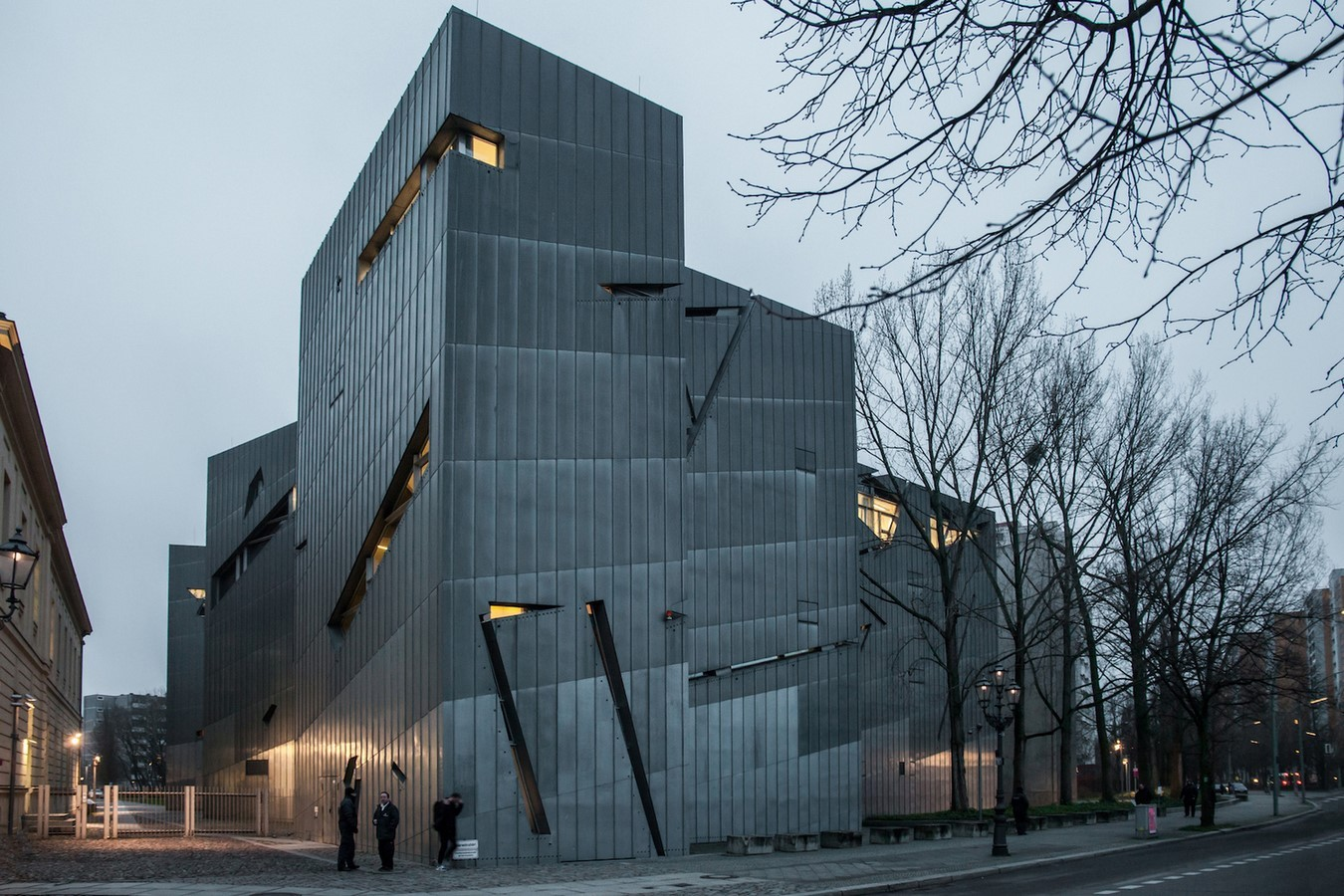 Jewish Museum, Berlin - Sheet1
