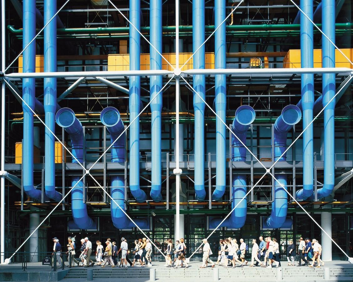 Pompidou Centre - Sheet2