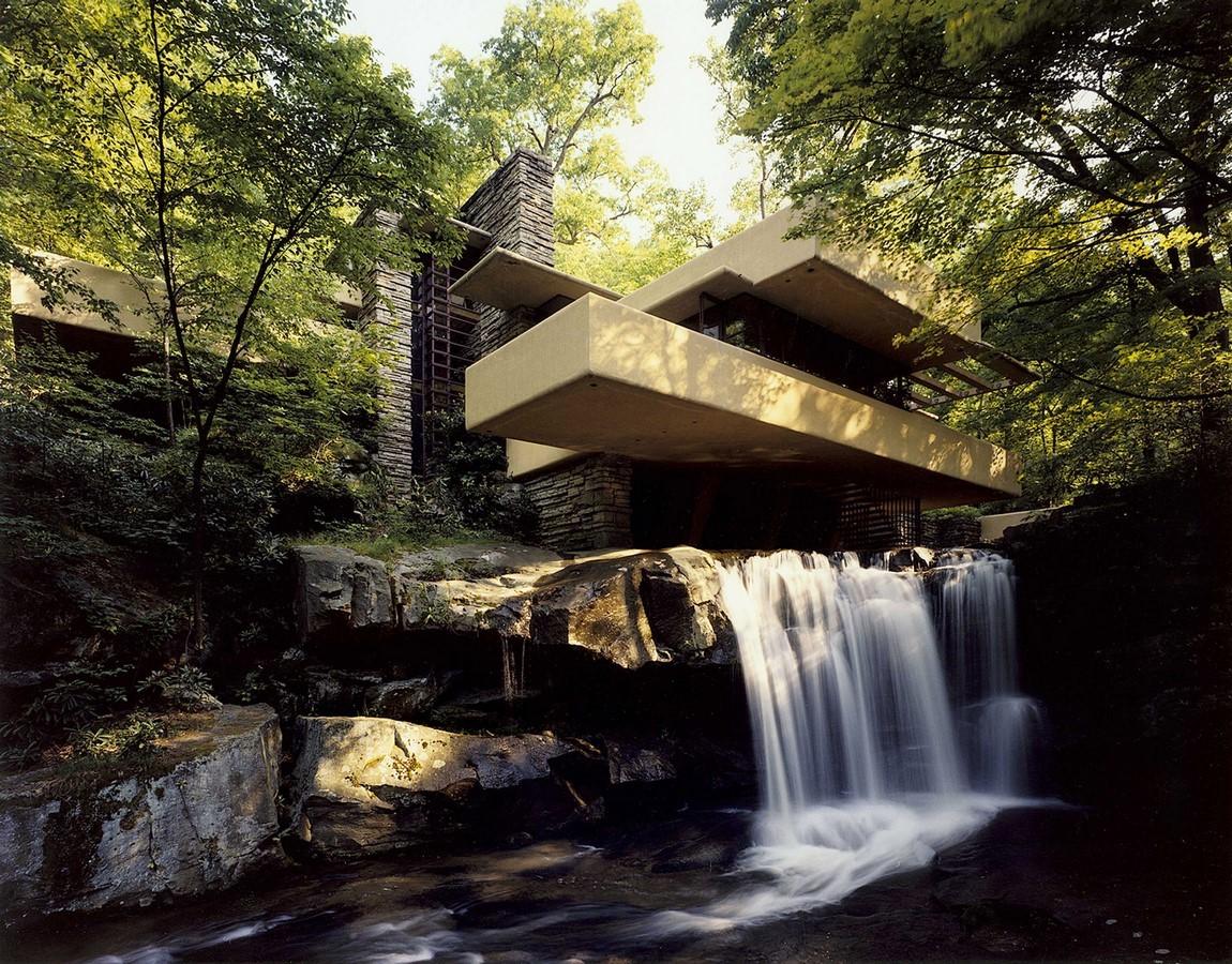 Fallingwater House - Sheet2