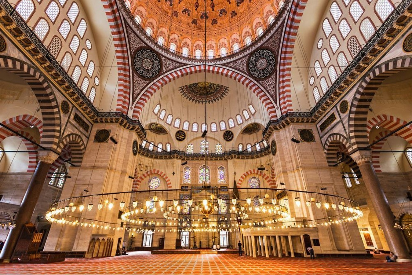 Suleymaniye Mosque - Sheet3