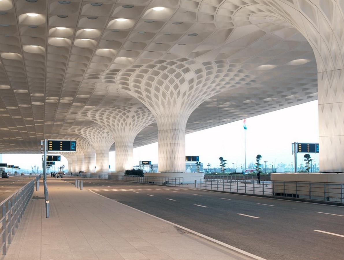 Chhatrapati Shivaji International Airport - Terminal 2 / SOM - Sheet2