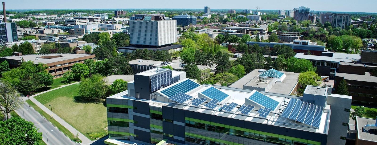 University of Waterloo Environment Building 3 - Sheet1
