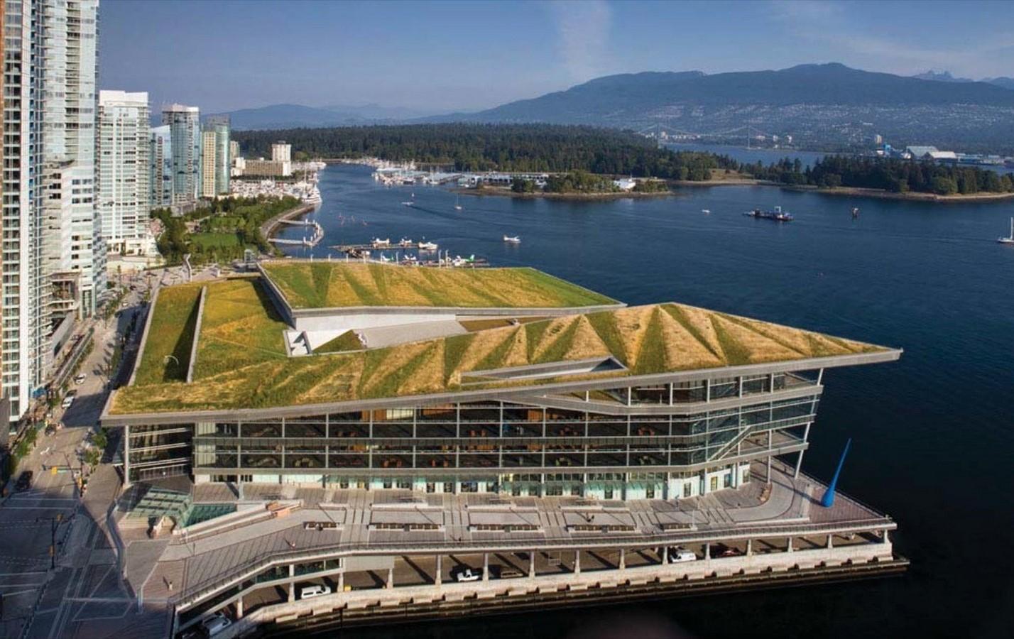 Vancouver Convention Centre - Sheet1