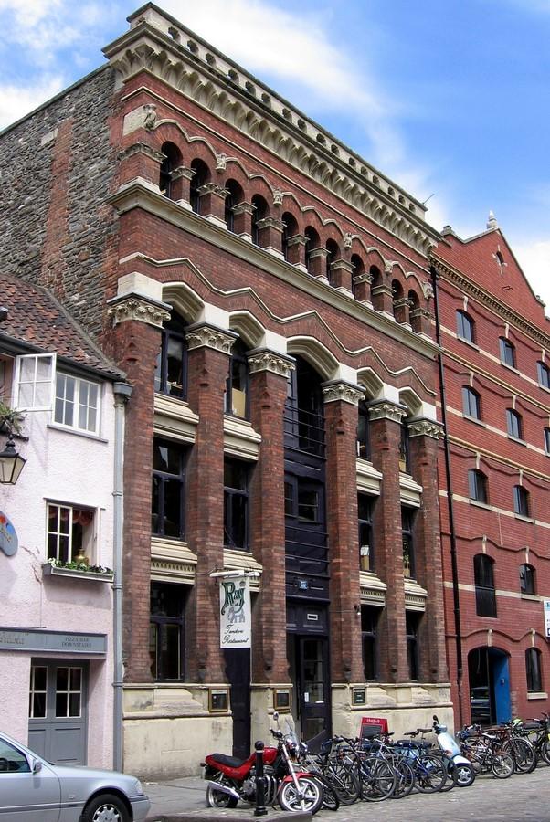 Bristol Byzantine Architecture The brickwork of Bristol - Sheet10