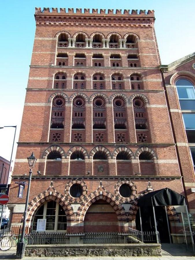 Bristol Byzantine Architecture The brickwork of Bristol - Sheet6
