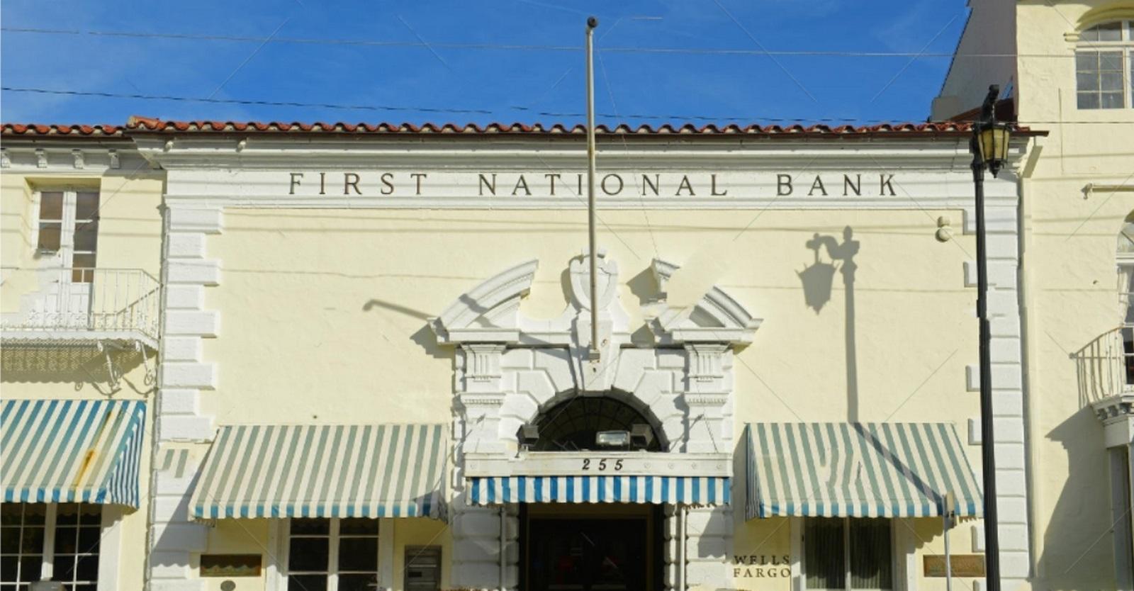 First Nation Bank - Sheet3