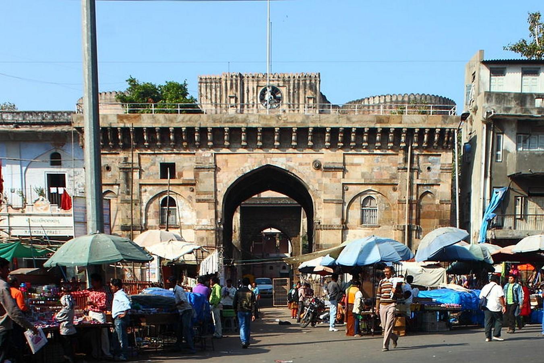 The Gates or Darwazas of Ahmedabad - Sheet3
