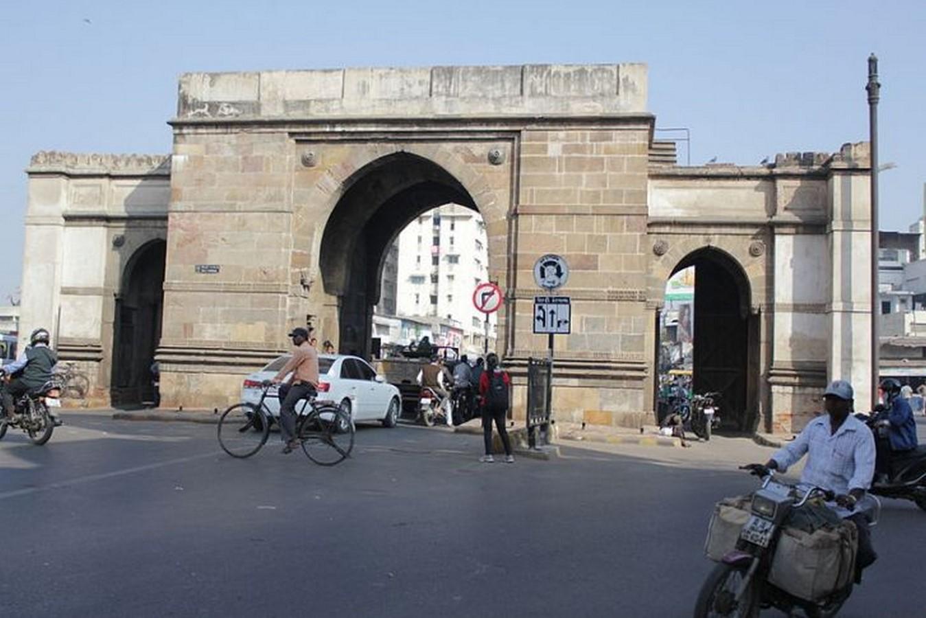 The Gates or Darwazas of Ahmedabad - Sheet6