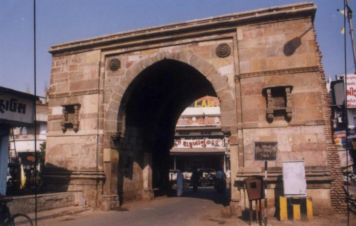 The Gates or Darwazas of Ahmedabad - Sheet8
